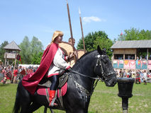 Cavalaria do russo Foto de Stock