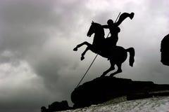 Cavaleiro Imagens de Stock