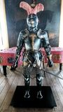 Cavaleiro Armor foto de stock royalty free