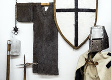 Cavaleiro Armor Foto de Stock