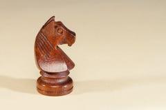 Cavaleiro Chess Fotos de Stock Royalty Free