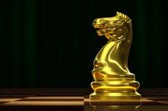 Cavaleiro Chess ilustração do vetor