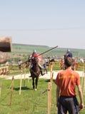 Cavaleiro da equitação Imagem de Stock