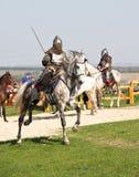 Cavaleiro da equitação Imagens de Stock