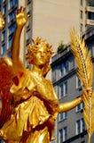 Cavaleiro de bronze Foto de Stock