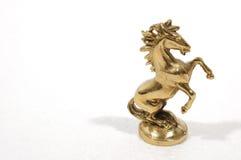 Cavaleiro de bronze Imagens de Stock Royalty Free