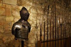 Cavaleiro do ferro Foto de Stock Royalty Free
