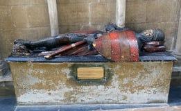 Cavaleiro do século XIII imagem de stock