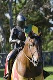 Cavaleiro. Festival medieval Imagem de Stock