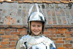 Cavaleiro pequeno Imagens de Stock Royalty Free