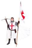 Cavaleiro Templar Imagem de Stock Royalty Free
