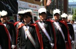 Cavaleiros de Columbo imagem de stock royalty free