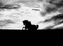 Cavalerie Photographie stock