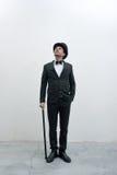 Cavalheiro elegante fotos de stock royalty free