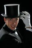 Cavalheiro novo fino Foto de Stock Royalty Free