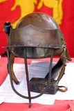 Cavalier Helmet Royalty Free Stock Images