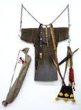 Cavaliere Armor Fotografie Stock