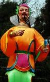 Cavaliere cinese Fotografia Stock Libera da Diritti
