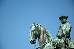 Cavaliere della guerra Immagini Stock Libere da Diritti