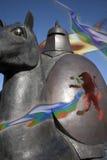 Cavaliere di Cruzade. Immagine Stock Libera da Diritti