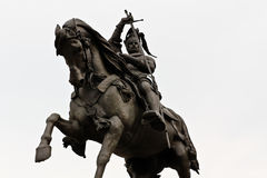 Cavaliere di Torino Fotografia Stock Libera da Diritti