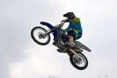 Cavaliere Ivan Kargopoltsev di FMX Fotografia Stock
