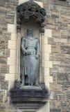 Cavaliere medievale - Scozia Fotografia Stock