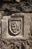 Cavaliere Symbols Immagini Stock