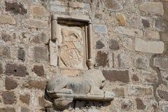 Cavaliere Symbols Immagine Stock