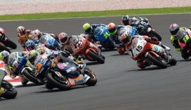 cavalieri 150cc al motociclo malese 2007 di Polini G Fotografia Stock