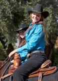 Cavalieri 2012 di Horseback di parata di Fiesta Bowl Fotografia Stock