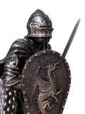 Cavalieri & armatura Fotografie Stock