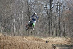 Cavalieri del motociclo Fotografia Stock