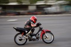 Cavalieri di Roadrace immagini stock libere da diritti