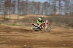 Cavaliers de moto Images libres de droits