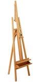 Cavalletto di legno fotografia stock libera da diritti