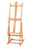 Cavalletto di legno Immagine Stock Libera da Diritti
