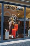 Cavalli store Royalty Free Stock Photo