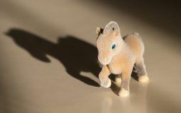 Cavallino della statuetta Fotografie Stock