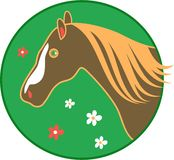 Cavallo royalty illustrazione gratis