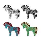 Cavallo decorativo Immagini Stock Libere da Diritti