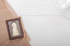 Cavallo del biscotto fotografia stock