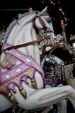 Cavallo del carosello Fotografia Stock