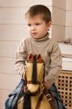 Cavallo del giocattolo. Fotografie Stock Libere da Diritti