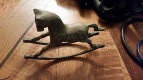 Cavallo del giocattolo Immagini Stock