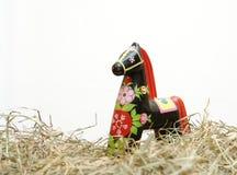 Cavallo di Hohloma Fotografia Stock Libera da Diritti