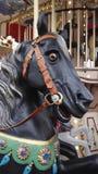 Cavallo di Natale Fotografia Stock Libera da Diritti