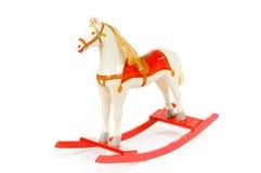 Cavallo di oscillazione Fotografia Stock Libera da Diritti