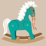 Cavallo di oscillazione Immagini Stock