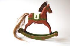 Cavallo di oscillazione Immagine Stock Libera da Diritti